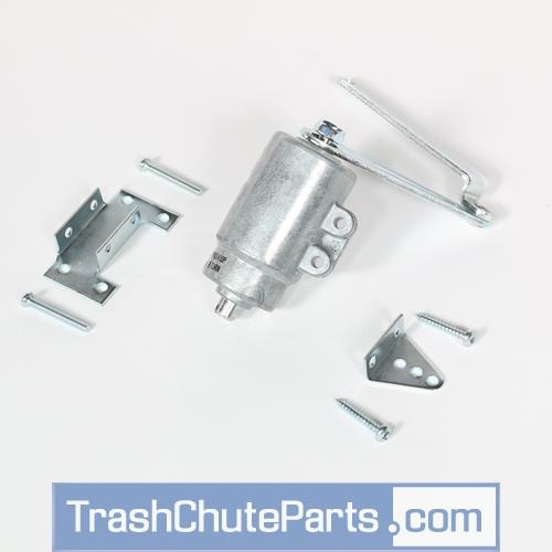 Trash Chute Door Parts : Roto closer